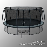 Батут Clear Fit SpaceStrong 16 ft